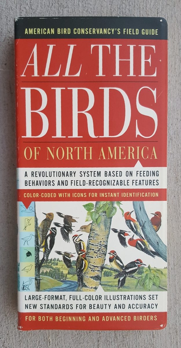 American Bird Conservancy's Field Guide: All the Birds of North America